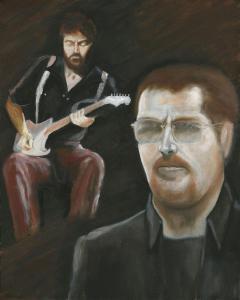 Ai Stanton Eric Clapton